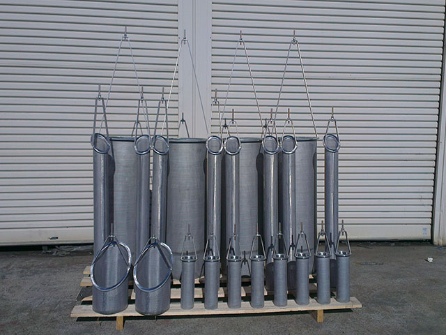 industrial strainers and filtration